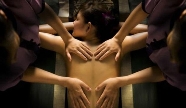 massage quatre mains