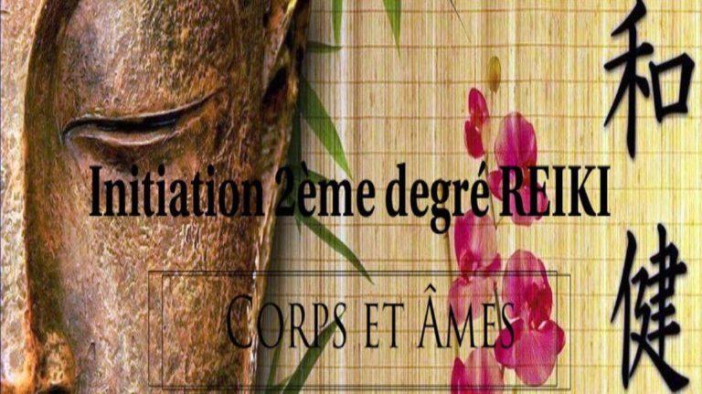 Formation reiki 2ème degré Rennes