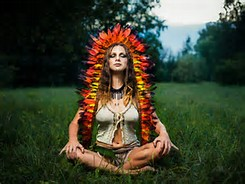 chamane méditation